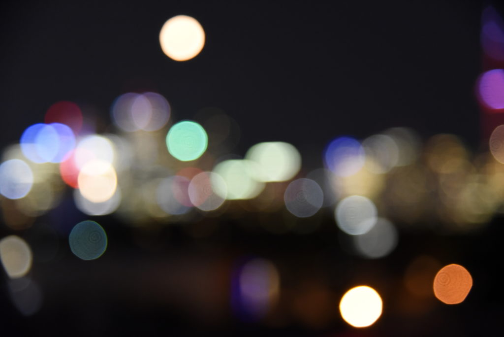 abstract light photo